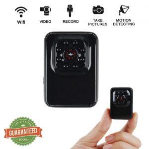 Cámara para espiar con WiFi