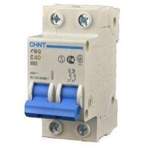 Interruptor magnetotérmico automático Chint