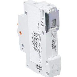 Interruptor magnetotérmico Hager Serie mn
