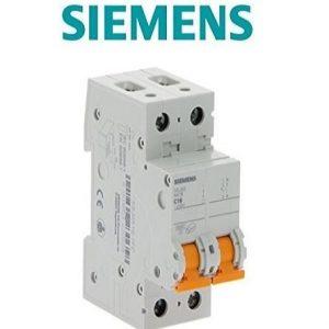 Interruptor magnetotérmico Siemens