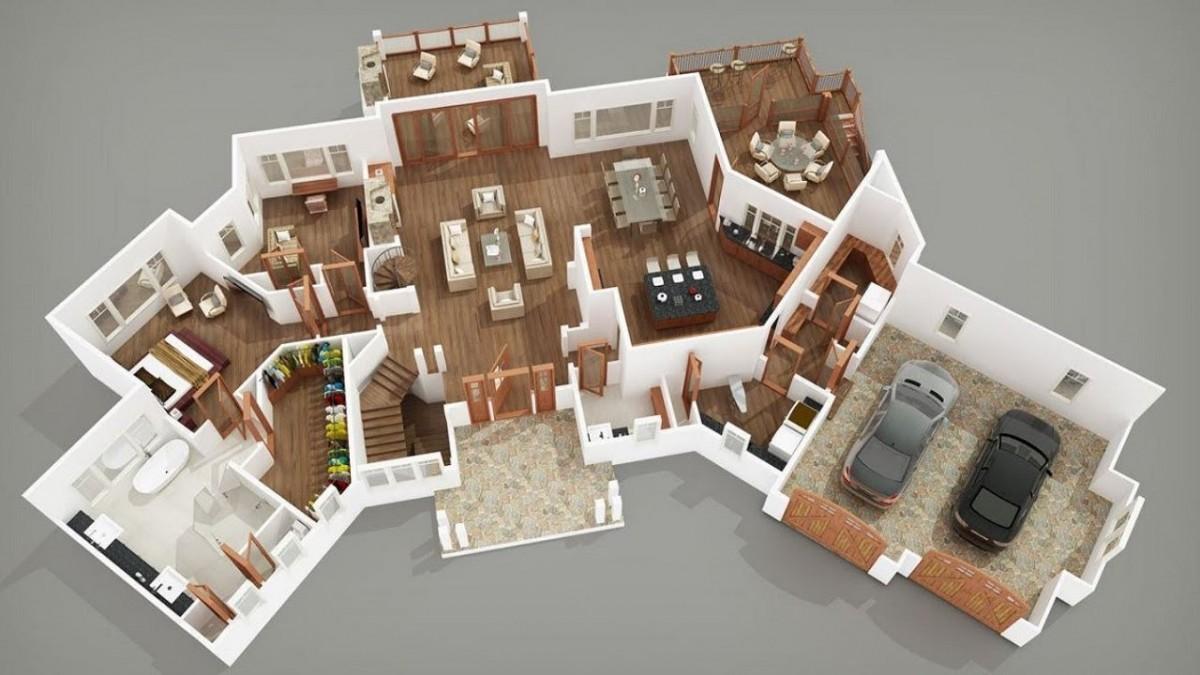 Los 10 mejores programas para crear planos 3d de casas - Hacer planos de casa ...