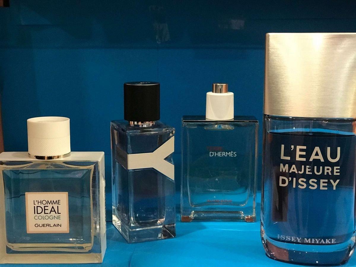cual es el perfume mejor de hombre