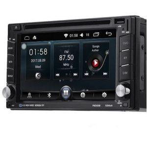 Navegador GPS Android y radio
