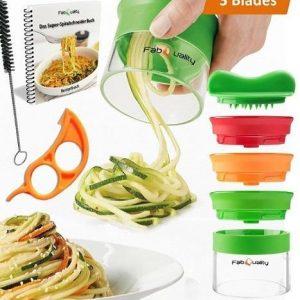 Rallador de verduras espirilizador