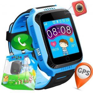 5b7994f67f13 Reloj inteligente para niños con GPS. Una de las características que vas a  apreciar en este modelo de smartwach es que cuenta con GPS incorporado