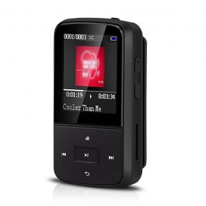 Reproductor mp3 con bluetooth