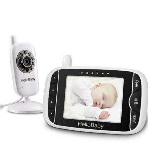 Vigilabebés con cámara Hello Baby
