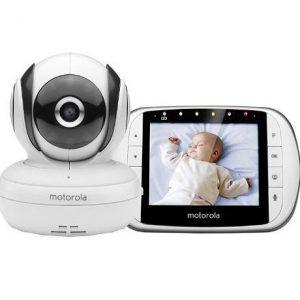Vigilabebés con cámara Motorola Baby